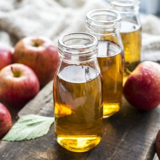 apple cider vinegar veins