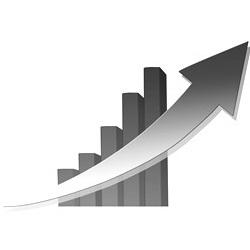 graph increase