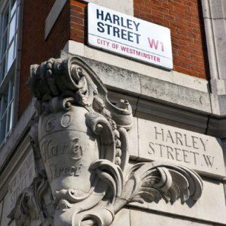 harley street varicose veins