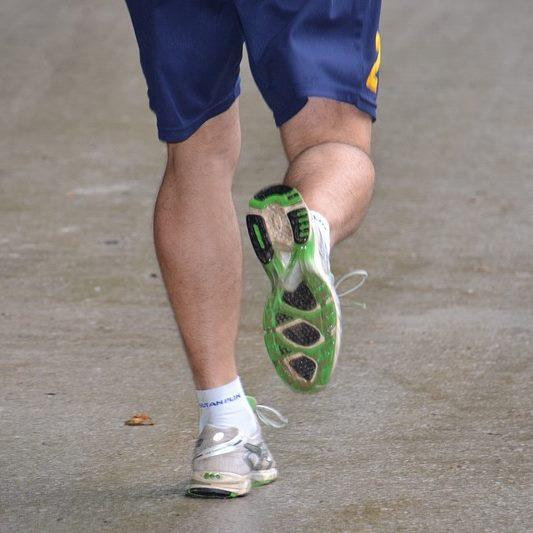 varicose veins and running