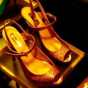 strappy sandals veins